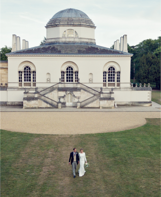 Chiswick House Wedding Virtual Tour