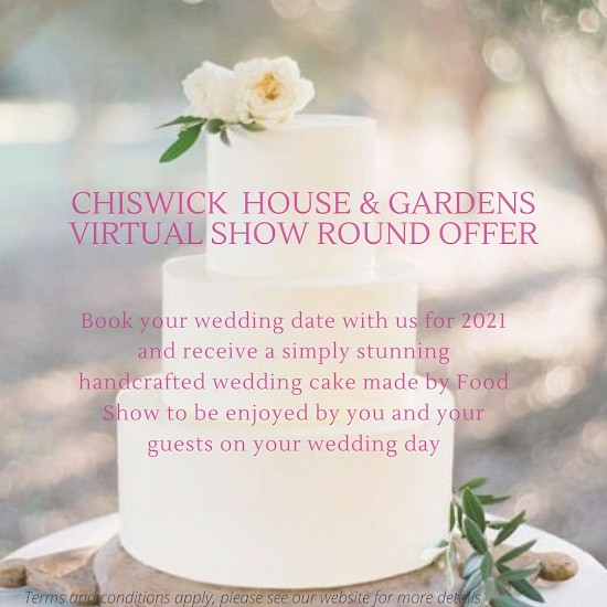 Chiswick House Virtual Show Round